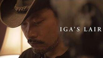 Iga's Lair - an alternative path to game creation