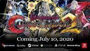 Bloodstained Curse of the Moon 2 - Official 2nd Trailer