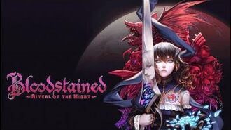 Forgotten Jade - Bloodstained Ritual of the Night Music Extended