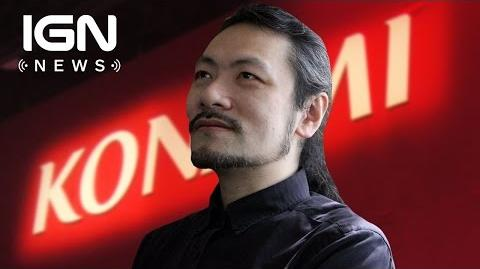 Koji Igarashi Speaks Out Over Konami and Hideo Kojima - IGN News