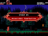 Curse of the Moon Stage 1