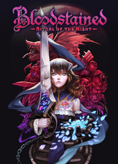 Bloodstained rotn boxart