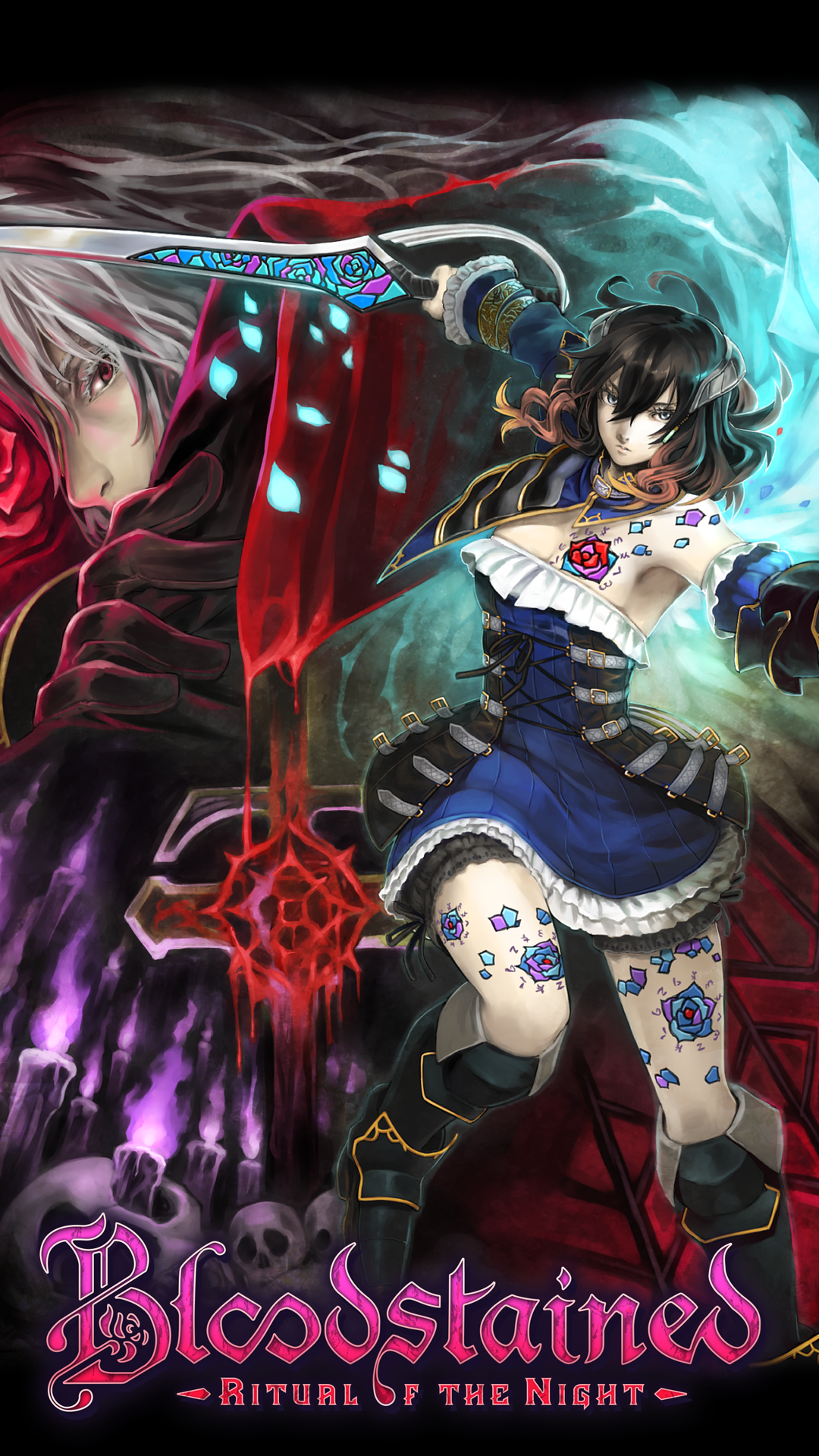 Image Bloodstained Mobile Wallpaperpng Bloodstained Ritual Of
