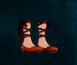 Kung Fu Shoes   Bloodstained: Ritual of the Night Wiki