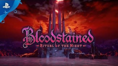 Bloodstained Ritual of the Night – Story Trailer PS4