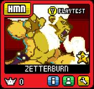 Golden Zetter