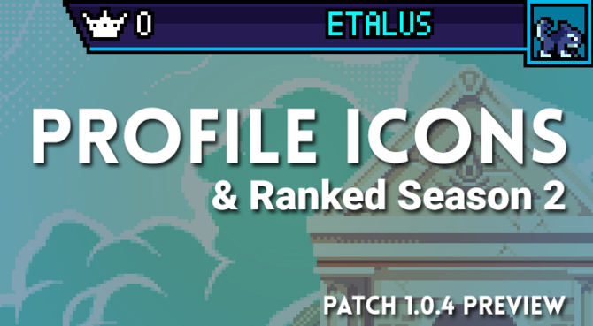 Rivals of aether tier list creator | Characters - 2019-03-09