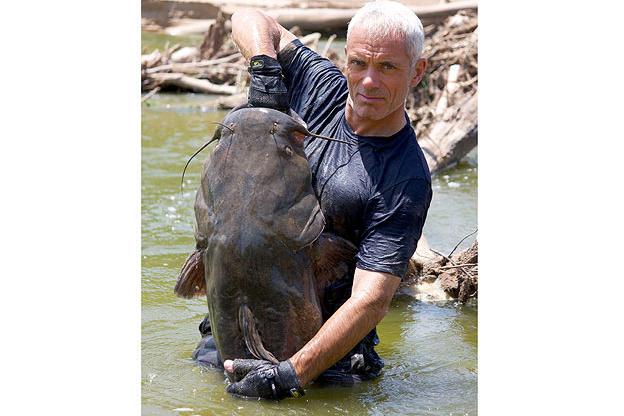 Flathead Catfish | River Monsters Wiki | FANDOM powered by Wikia