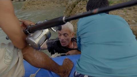 Jeremy Wade vs Goonch Catfish