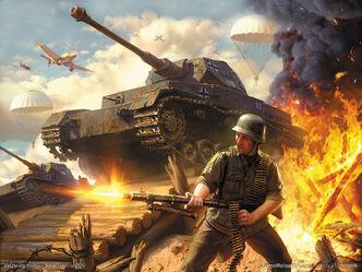 Blitzkrieg-wallpaper