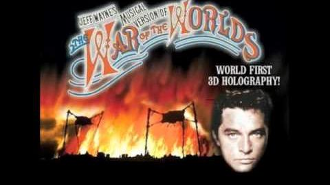 Jeff Wayne's The War Of The Worlds -Resistance