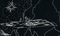 War Of 1211. Battle Of Asteroid Sierra
