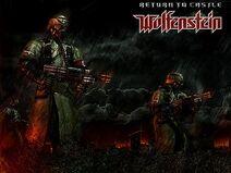 Wallpaper return to castle wolfenstein 02