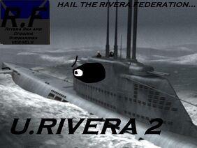 RIVERA FEDERATION R RIVERA 2 by meowjar