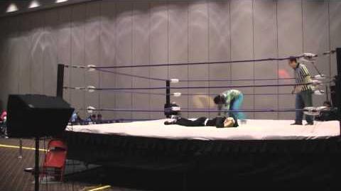 A&G 2014 Multiverse Rumble Tiger Jackson -vs- Kanji Tatsumi
