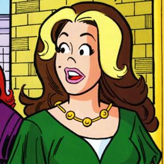Ginger Lopez dans les comics