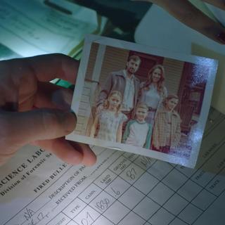 La Famille Conway avant leur massacre.