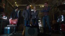 Season 1 Episode 12 Anatomy Of A Murder Jughead-Kevin-Betty-Archie