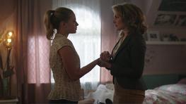 Season 1 Episode 1 The River's Edge Alice talks to Betty