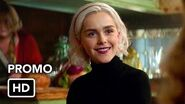 Chilling Adventures of Sabrina Season 2 Promo (HD) Sabrina the Teenage Witch