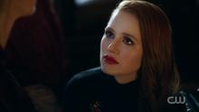 Season 1 Episode 12 Anatomy of a Murder Cheryl kneeling