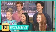 Comic-Con 2019 The Cast of Riverdale Gives Season 4 Relationship Updates