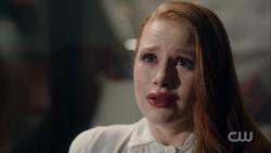Season 1 Episode 5 Heart of Darkness Cheryl crying