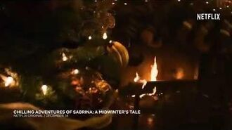 Chilling Adventures of Sabrina A Midwinters Tale (TEASER)