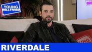 Skeet Ulrich- Take a Turn on Riverdale Rapid Fire!