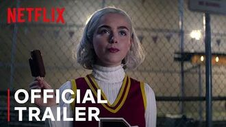 Chilling Adventures of Sabrina Part 3 Official Trailer Netflix