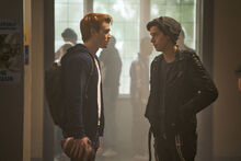 2x07 Archie and Jughead