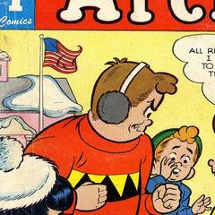 Fangs dans les comics