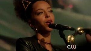 """RIVERDALE Video Josie and the Pussycats Perform Original Recording """"All For Me"""""""