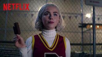 Les nouvelles aventures de Sabrina - Partie 3 Bande-annonce officielle VF Netflix France