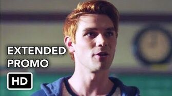 """Riverdale 2x03 Extended Promo """"The Watcher in the Woods"""""""
