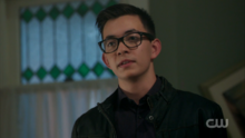 Season 1 Episode 10 The Lost Weekend Dilton confessing