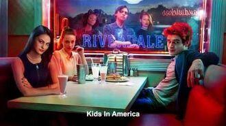 Riverdale Cast - Kids in America Riverdale 1x11 Music HD
