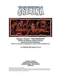Sabrina Chapter Twelve The Epiphany Poster Draft.octet-stream