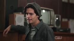 Season 1 Episode 5 Heart of Darkness Jughead wondering why Jason ran