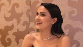 Comic-Con 2019 Riverdale interview with Camila Mendes