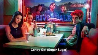 Riverdale Cast - Candy Girl (Sugar Sugar) Riverdale 1x02 Music HD