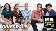 KJ Apa, Camila Mendes, Lili Reinhart, Cole Sprouse and Madelaine Petsch Talk Riverdale Cliffhanger