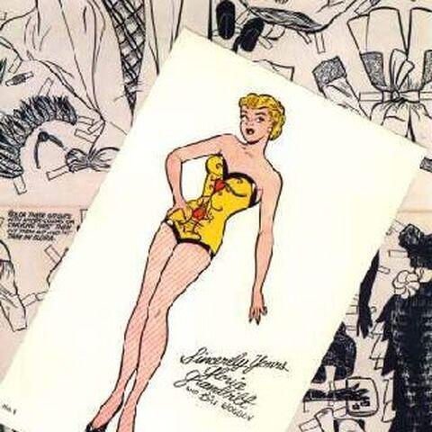 Gloria Grandbilt dans les comics