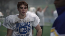 Season 1 Episode 1 The River's Edge Archie football uniform