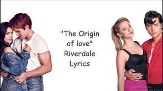 "Riverdale ""The origin of love"" Lyrics Karaoke"
