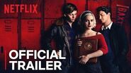 Chilling Adventures of Sabrina Part 2 Trailer HD Netflix