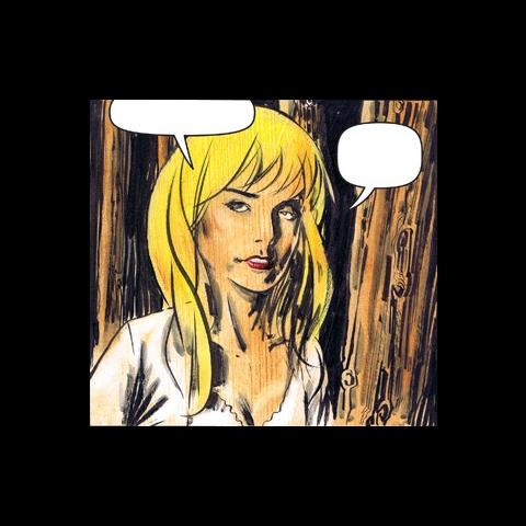 Diana dans les comics