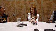 Riverdale SDCC Madelaine Petsch ( Cheryl Blossom)