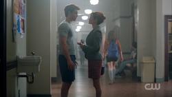 Season 1 Episode 9 La Grande Illusion Penelope and Archie