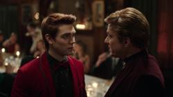 Season 1 Episode 9 La Grande Illusion Archie and Cliff